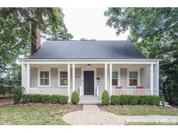 Photo one of 406 Brooks Ave Raleigh NC 27607   MLS 2395482