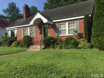 Photo one of 832 Peachtree St Rocky Mount NC 27804   MLS 2395494
