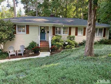 Photo one of 2325 Woodrow Dr Raleigh NC 27609   MLS 2395513