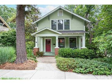 Photo one of 702 N Bloodworth St Raleigh NC 27604 | MLS 2395574