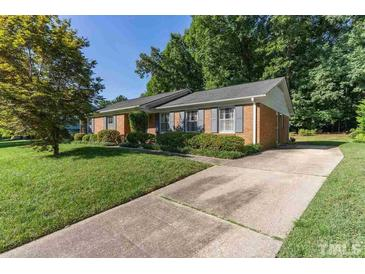 Photo one of 3013 Old Orchard Rd Raleigh NC 27607 | MLS 2395586