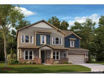 Photo one of 124 Alexandrite Ct # 25 Holly Springs NC 27540 | MLS 2395700