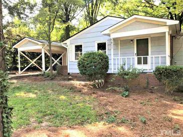 Photo one of 3411 Octavia St Raleigh NC 27606 | MLS 2395705