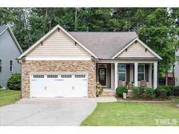 Photo one of 107 Bonterra Dr Youngsville NC 27596 | MLS 2395749