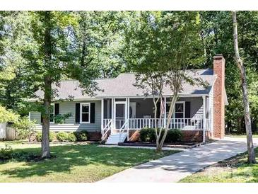 Photo one of 318 Trappers Run Dr Cary NC 27513 | MLS 2395770