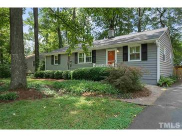 Photo one of 418 Hickory Dr Chapel Hill NC 27517 | MLS 2395812