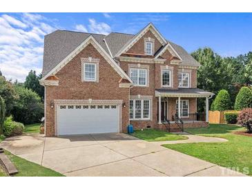 Photo one of 102 Kings Castle Dr Apex NC 27502 | MLS 2395861