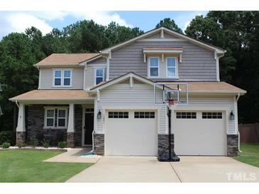 Photo one of 1241 Bellreng Dr Wake Forest NC 27587   MLS 2395986