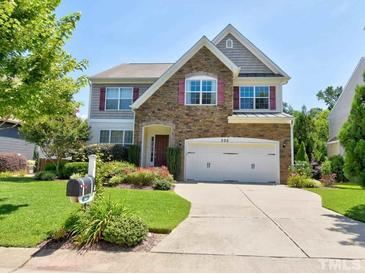 Photo one of 305 Covenant Rock Ln Holly Springs NC 27540   MLS 2396064