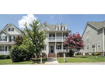Photo one of 136 Bally Shannon Way Apex NC 27539 | MLS 2396159
