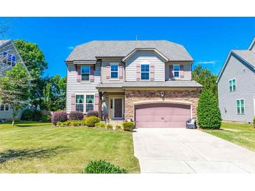 Photo one of 121 Gadsbury Dr Holly Springs NC 27540 | MLS 2396311