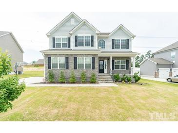 Photo one of 1512 Beaver Tan Ct Wake Forest NC 27587 | MLS 2396327