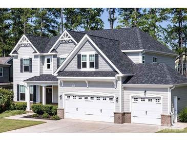 Photo one of 128 Park Bluff Dr Holly Springs NC 27540 | MLS 2396335