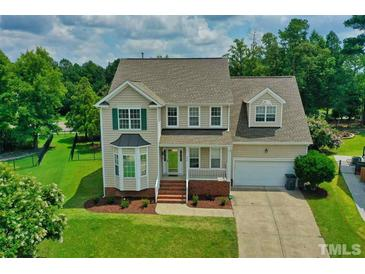 Photo one of 206 Councilman Ct Morrisville NC 27560   MLS 2396342