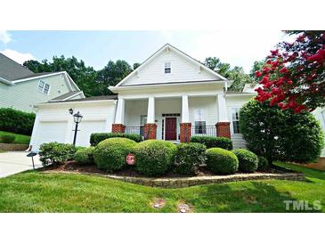 Photo one of 1748 Wysong Ct Raleigh NC 27612   MLS 2396344