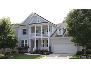 Photo one of 205 Sunset Pointe Dr Apex NC 27539 | MLS 2396396
