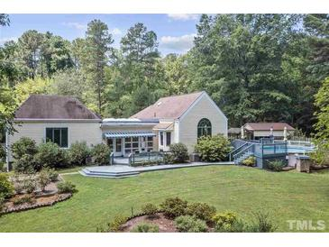 Photo one of 96 Silverberry Ln Pittsboro NC 27312 | MLS 2396416