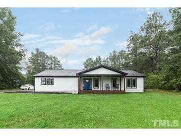 Photo one of 662 Arnold Rd Louisburg NC 27549 | MLS 2396452