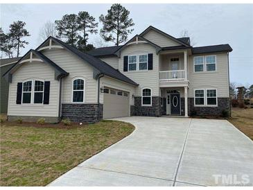 Photo one of 571 Gianna Dr # 455 Clayton NC 27527   MLS 2396474