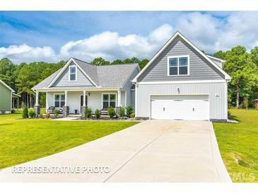 Photo one of 98 W Clydes Point Way Wendell NC 27591 | MLS 2396541