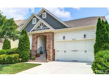 Photo one of 5041 Audreystone Dr Cary NC 27518 | MLS 2396575