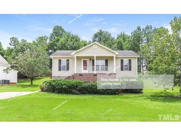 Photo one of 1203 Delham Rd Knightdale NC 27545 | MLS 2396616