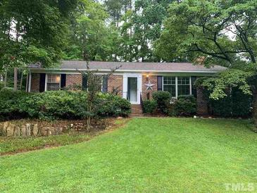 Photo one of 5817 Caledonia St Raleigh NC 27609 | MLS 2396647