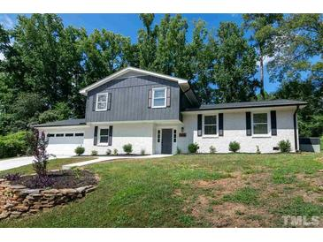 Photo one of 3804 Colgate Pl Raleigh NC 27609   MLS 2396689