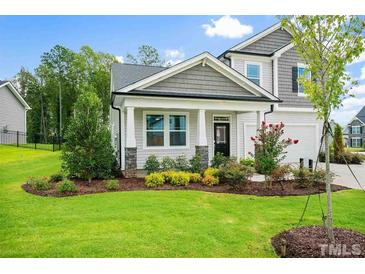 Photo one of 1214 Briar Gate Dr Holly Springs NC 27540 | MLS 2396754