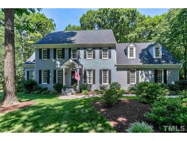 Photo one of 524 Grosvenor Dr Raleigh NC 27615 | MLS 2396817