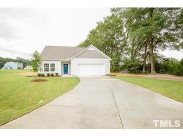 Photo one of 129 Cross Link Dr Angier NC 27501 | MLS 2396823
