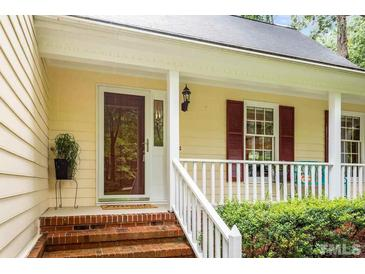 Photo one of 1841 Snow Wind Raleigh NC 27615 | MLS 2396845