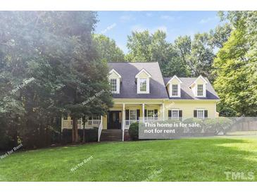 Photo one of 1621 Buck Wallow Rd Wake Forest NC 27587 | MLS 2396849