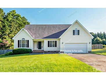 Photo one of 35 Old Stone Ln Youngsville NC 27596 | MLS 2396850