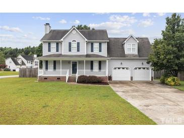 Photo one of 4840 Topstone Rd Raleigh NC 27603 | MLS 2396870