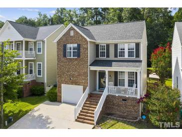 Photo one of 2428 Sapphire Valley Dr Raleigh NC 27604 | MLS 2396879