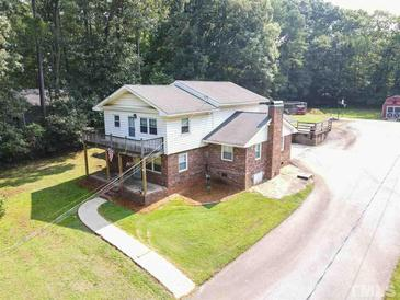 Photo one of 6121 Melbourne Rd Raleigh NC 27603 | MLS 2396900