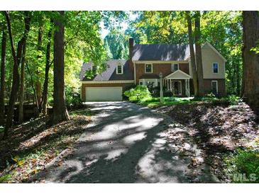 Photo one of 2301 Valley Forge Dr Raleigh NC 27615 | MLS 2396976