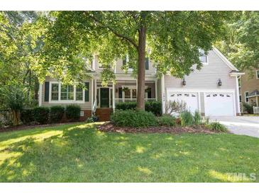 Photo one of 1012 Fairfax Woods Dr Apex NC 27502 | MLS 2397007