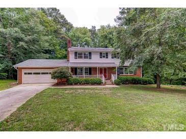 Photo one of 4818 Brookhaven Dr Raleigh NC 27612 | MLS 2397017