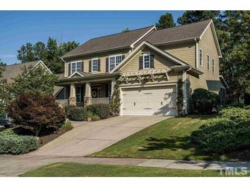 Photo one of 909 Golden Star Way Wake Forest NC 27587 | MLS 2397025