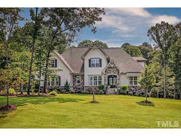 Photo one of 2004 Reserve Falls Ln Wake Forest NC 27587 | MLS 2397088