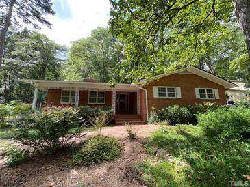 Photo one of 319 Glendale Dr Chapel Hill NC 27514 | MLS 2405543