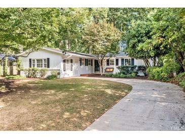 Photo one of 708 Currituck Dr Raleigh NC 27609 | MLS 2405649