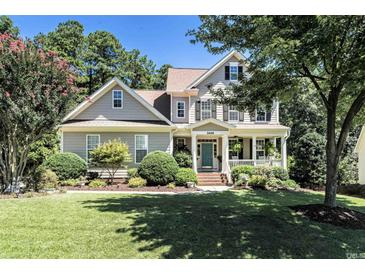 Photo one of 2409 Thurrock Dr Apex NC 27539 | MLS 2405687