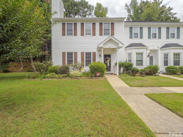 Photo one of 836 St Catherines Dr Wake Forest NC 27587 | MLS 2405754