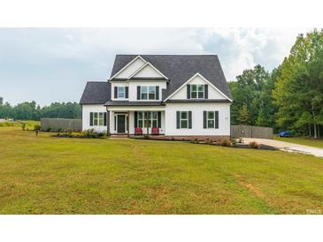 Photo one of 614 Wall Rd Wendell NC 27591   MLS 2405771