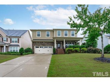 Photo one of 405 Shorehouse Way Holly Springs NC 27540 | MLS 2405783