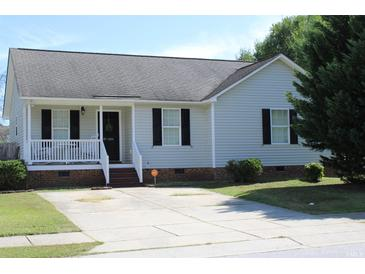 Photo one of 1404 Grovewood Dr Clayton NC 27520   MLS 2405826