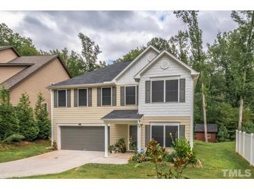 Photo one of 1220 Haltwhistle St Wake Forest NC 27587 | MLS 2405915